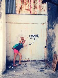 Discovering Narnia in Penang